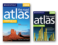 Rand McNally Road Atlases