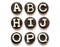 Oreo Alphabet