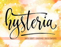 The $1 Hysteria Font