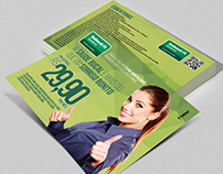 Panfleto Plano Odonto | AGS Brasil
