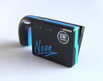 Neon Digital Camera