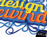 Design Rewind Postcard