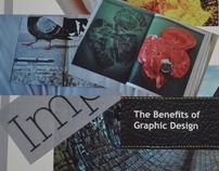 Graphic Design Booklet; the benefits of graphic design