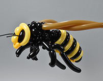 hornet (balloon art)