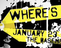Where's the Band Poster