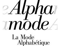 Alpha Mode: Alphabet Book