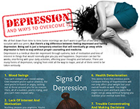 Infographics: Depression