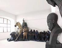 A virtual reality visit to Sanati museum (Gear VR)