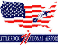 Little Rock National Airport Logo Concept