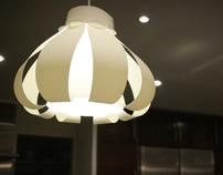 Flat Pack Lamp