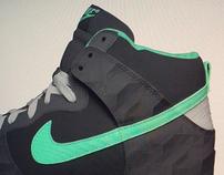 Nike Dunk Facet Concept