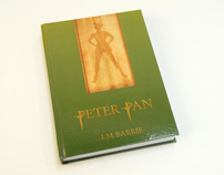 Peter Pan || Book Design