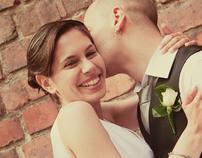 Fotografering: Bröllop