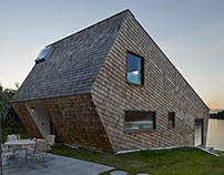 Cone House by Trigueiros Architecture