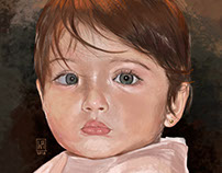 Ximene, my niece.