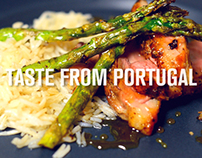 VIDELICIOUS delicious videos TASTE FROM PORTUGAL