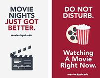 BYUH Movies Promo