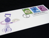 Feminine Innovations || Stamp Design