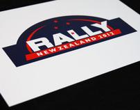 Rally New Zealand || Brand Identity