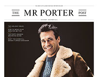 Mr Porter Post Issue 36