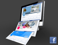 3 Facebook Timeline Cover + APPS | FREEBIE