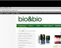 BIO&BIO webshop