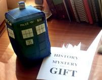 TARDIS FELT :)