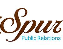 Spur Public Relations Identity