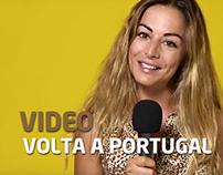 Volta a Portugal - Video