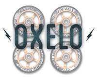 DECATHLON OXELO - Freestyle Wheels