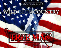 Wild Blue Country - USAF Band