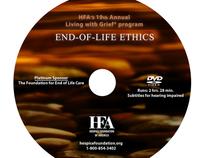 HFA DVD menu and face