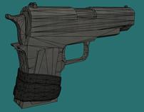 3D Weapons Portfolio