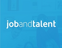 Jobs and Talent iOS Mobile Design Casestudy