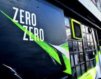 Zero zero bar - painting