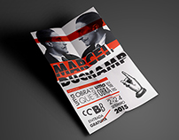 Dada poster | Marcel Duchamp
