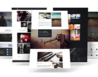 Tersus - Adobe Muse Web Templates