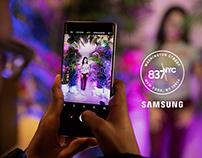 Samsung : Explore 837 App