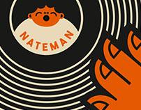 Nateman & Dotbot Posters