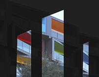 BLANC LOGO. DESIGN & ARCHITECTURE