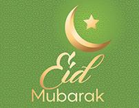 Eid Mubarak Creatives