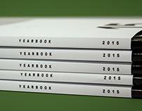 2015 UNT Graphic Design Yearbook