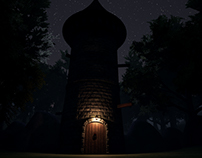 A Devil's Walk - Game Level