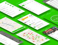 ParkMeApp™ - Let Your Fingers Find the Parking