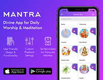 Divine App for Daily Worship & Meditation