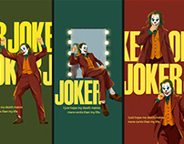 Illustration exercise-JOKER