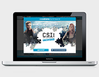 CSI Uncovered - online multiplayer game