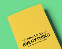 How to Booklet