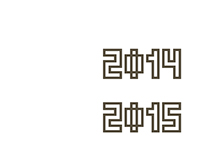 2014 & 2015