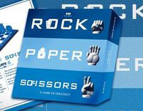 Rock Paper Scissors Board Game